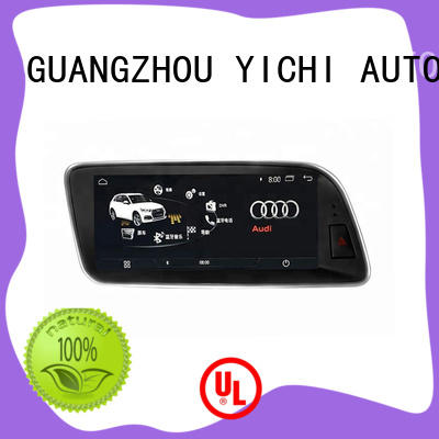 YiChi professional audi multimedia wholesale for 4S shop
