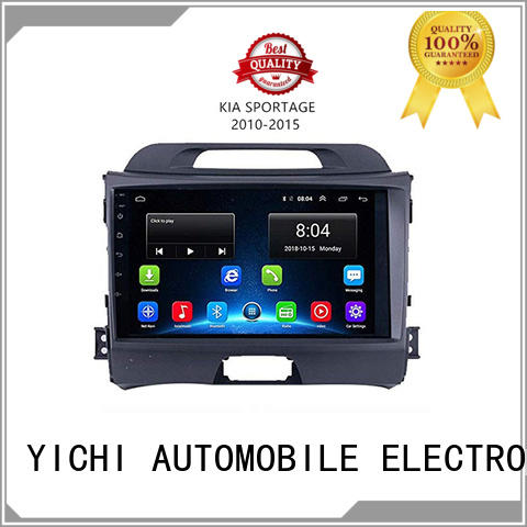 YiChi car stereo android company