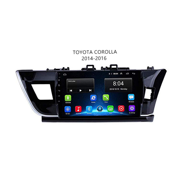 Toyota 2014 Corolla Android Touch Screen
