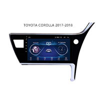Toyota 2017 Corolla Android stereo