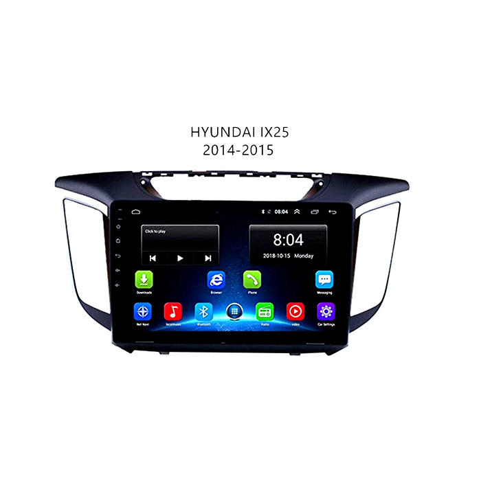 Hyundai 2014-2017 IX25 Android Mitsubishi Touch Screen Radio