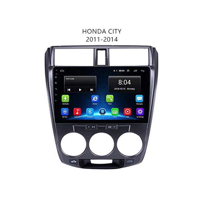 Honda 2011-2014 City Android  Car Gps