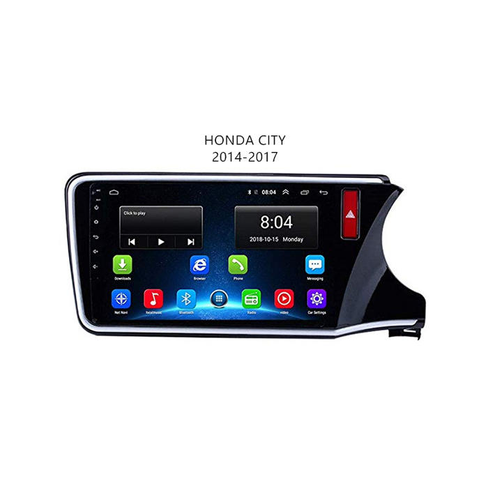 Honda 2015-2018 City Autoradio Android Auto