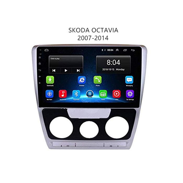 Skoda 2007-2014 Octavia Android Stereo