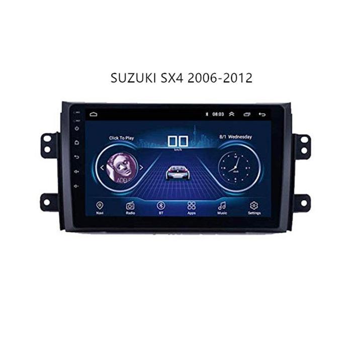Suzuki 2006-2012 SX4 Stereo Android Car