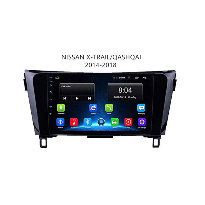 Nissan 2014-2018 X-Trail/Qashqal Car Touch Screen Android