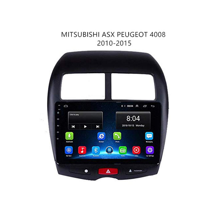 Mitsubishi 2010-2015 ASX Peugeot Car Android System