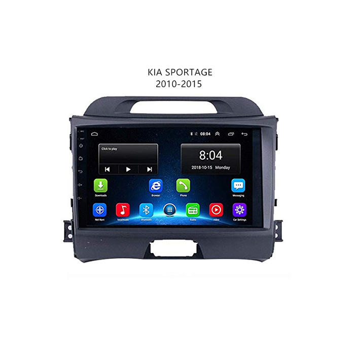 KIA 2010-2015 Sportage Android Auto Head Unit
