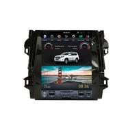 Toyota 2016 Fortuner Tesla Style Android  Touch Screen