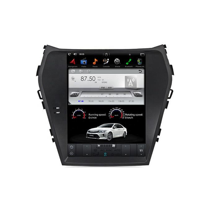 Hyundai IX45 Tesla Style Navigation System Android