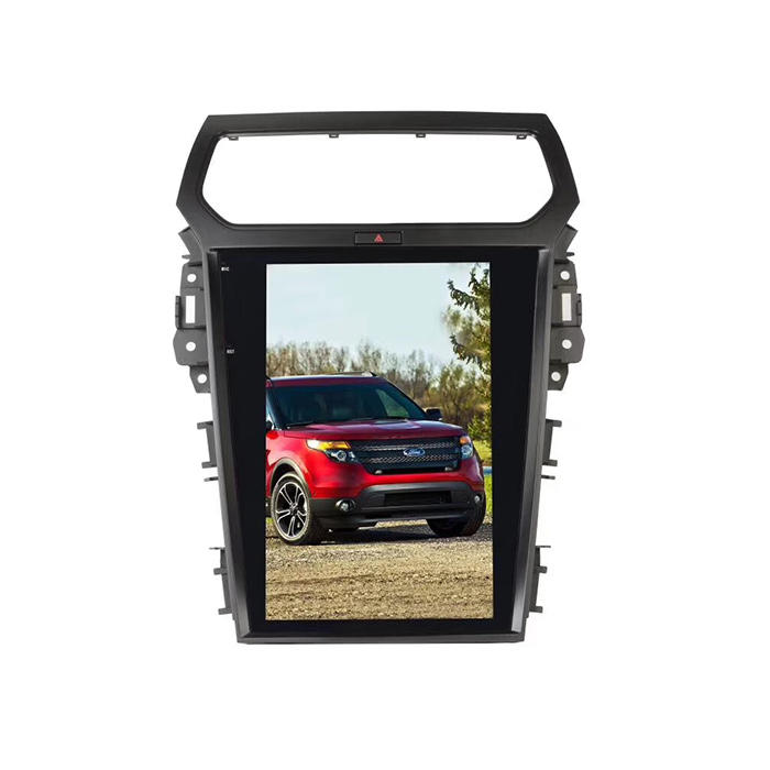 Ford 2013 Explorer Tesla Style Android Car Screen