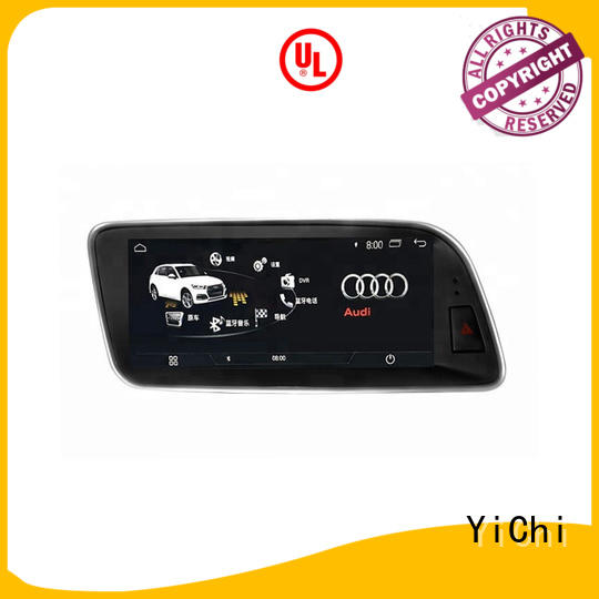 YiChi built-in audi multimedia with photo viewer for audi