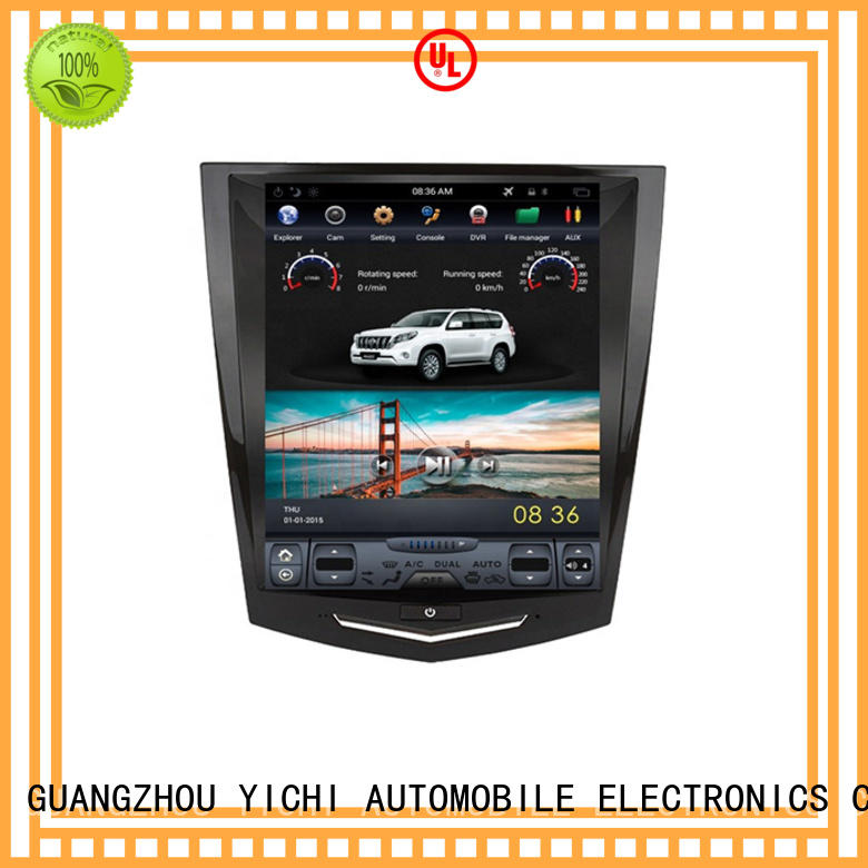 YiChi High-quality touch screen car stereo with gps for business