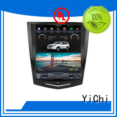 YiChi touch screen car navigation with radio for business
