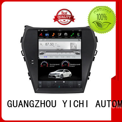 YiChi Latest touch screen car stereo with gps and bluetooth manufacturers