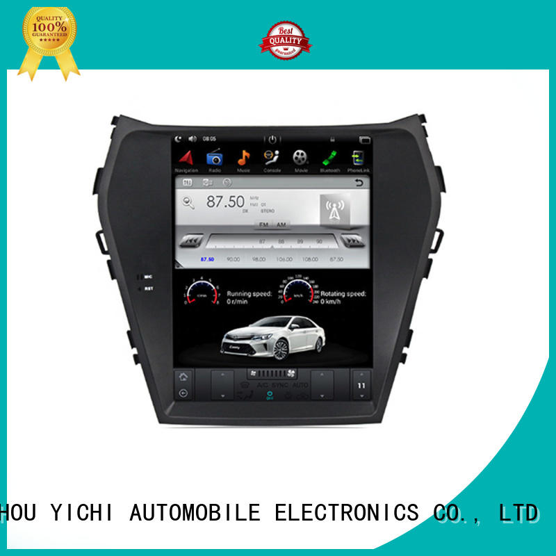 YiChi car music system with navigation manufacturers