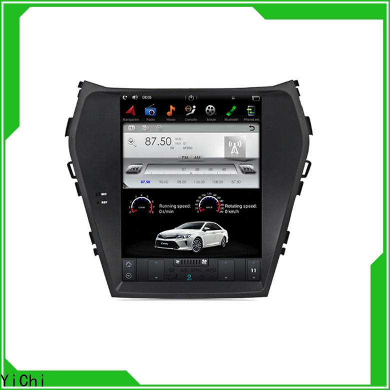 YiChi touch screen car stereo with navigation from China for car company