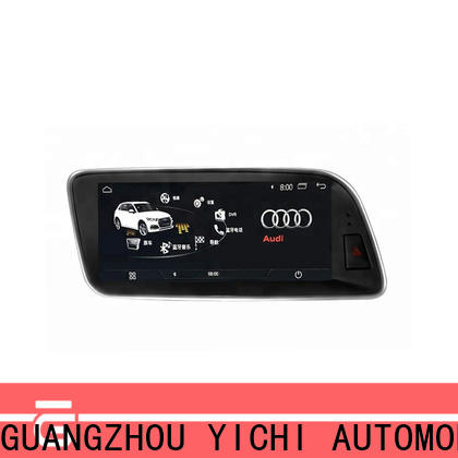 YiChi audi q5 navigation factory for 4S shop