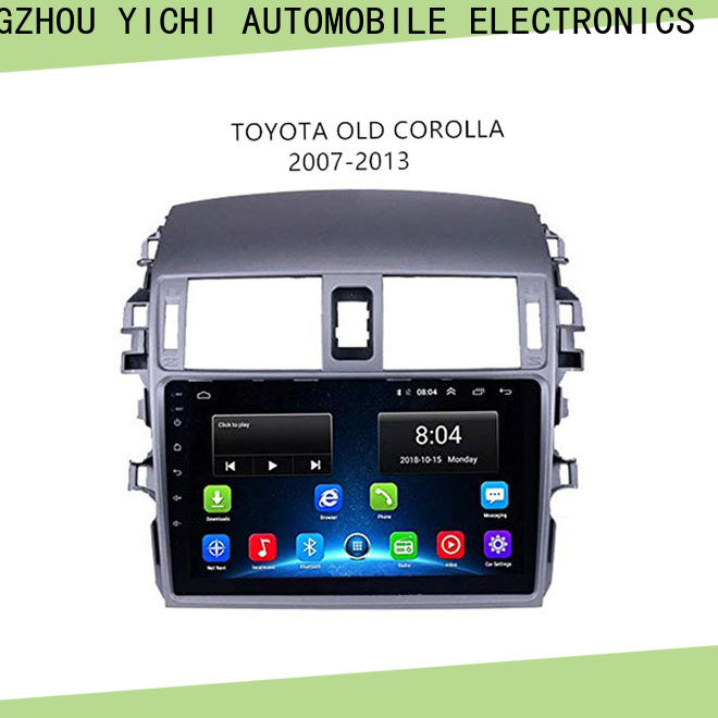 YiChi best android car stereo factory for auto part store
