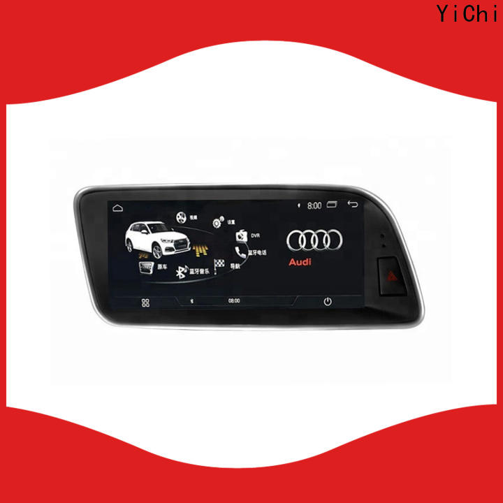YiChi audi multimedia manufacturer for 4S shop