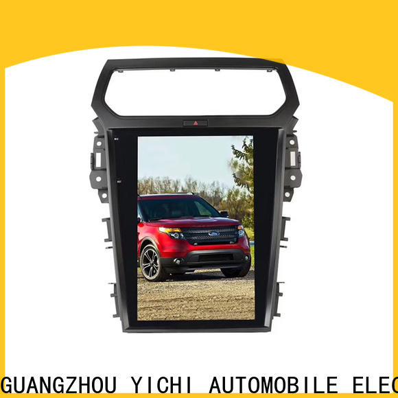 YiChi 100% quality touch screen car stereo with gps and bluetooth factory for wholesale