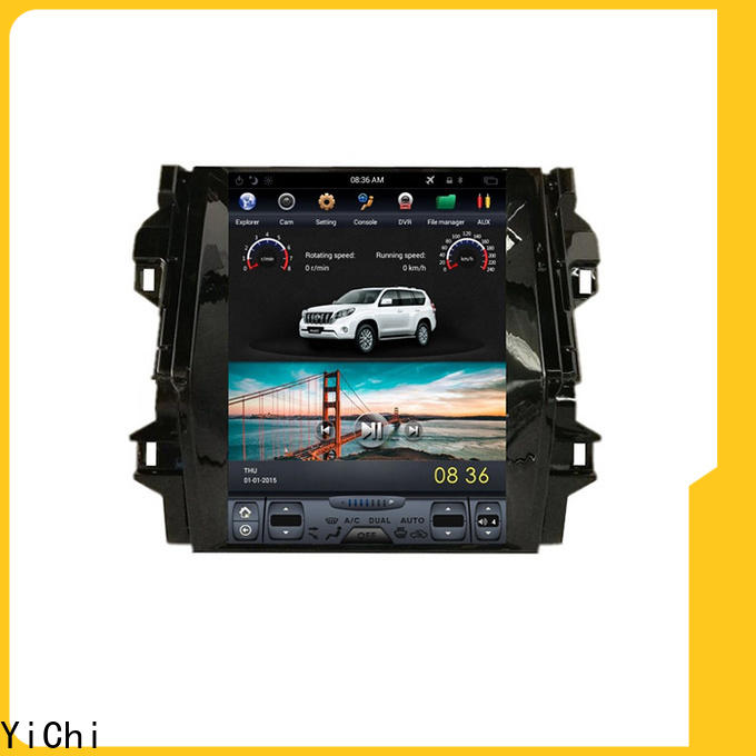 professional touch screen car navigation with radio from China for car company