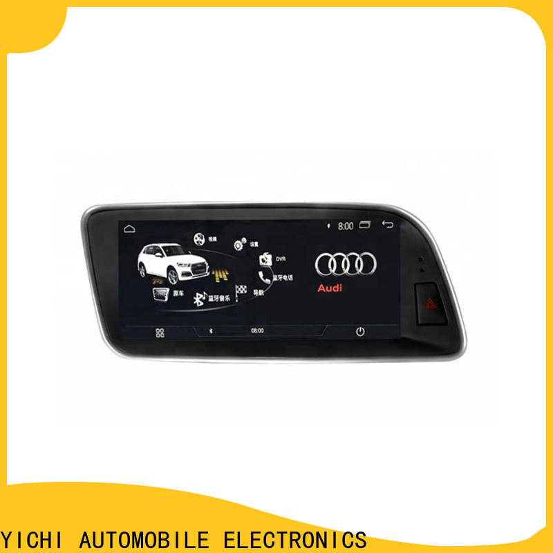 YiChi custom audi q5 navigation factory for driver