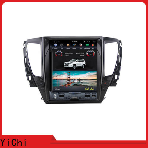YiChi professional touch screen car stereo with navigation from China for wholesale