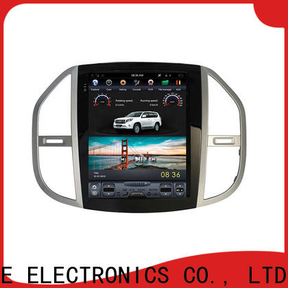 YiChi oem odm touch screen car stereo with gps factory for car company