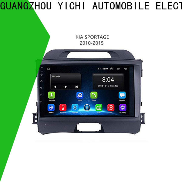 YiChi best android car stereo from China for importer