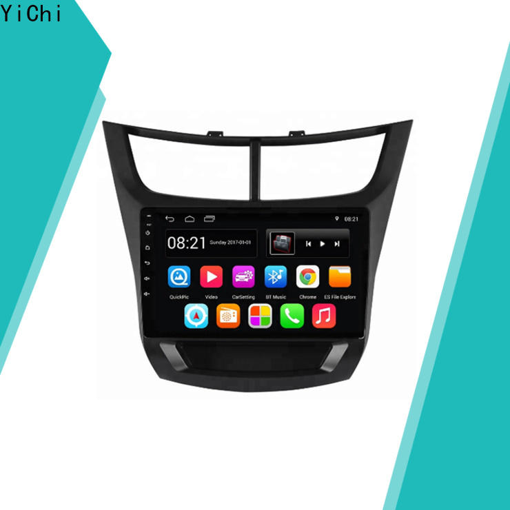 YiChi professional android navigation car trader for auto part store