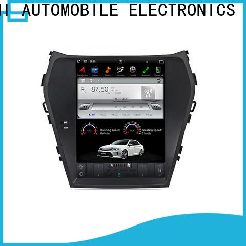 YiChi professional touch screen car stereo with gps manufacturer for car company