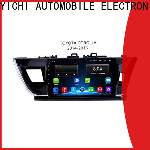YiChi best android auto head unit manufacturer for auto part store
