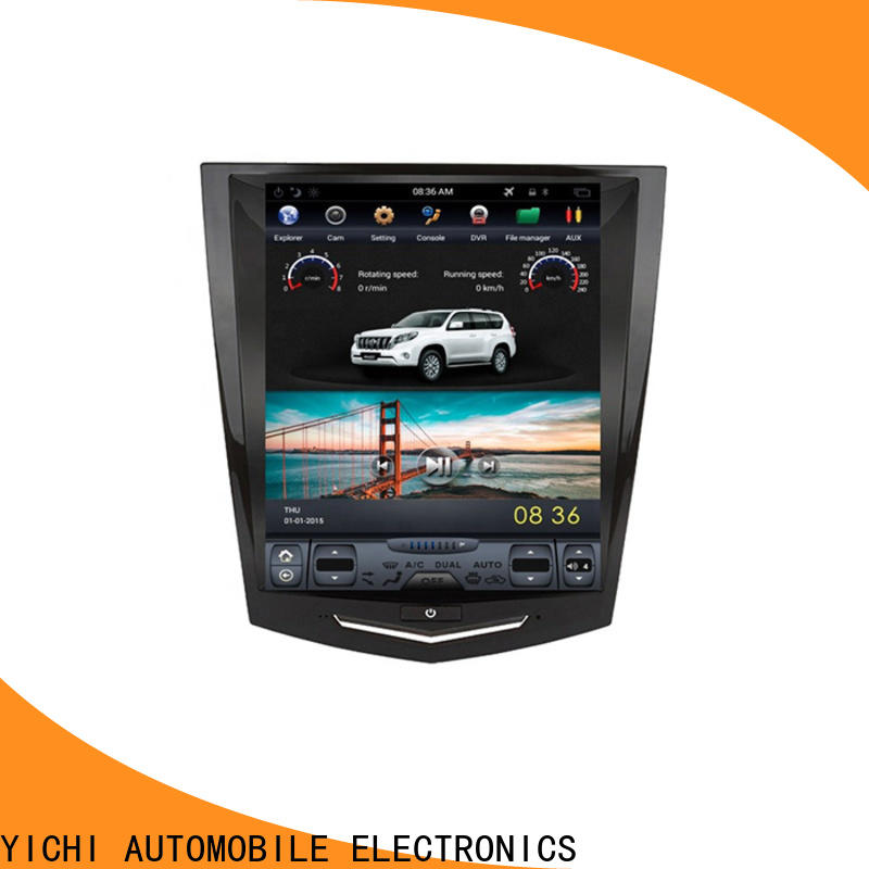 YiChi professional touch screen car navigation with radio from China for wholesale