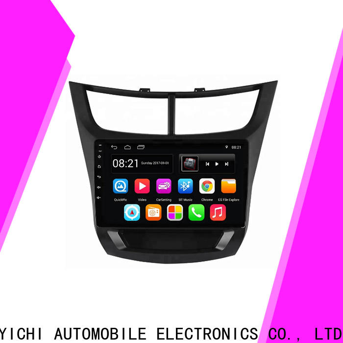 YiChi best android auto head unit from China for auto part store